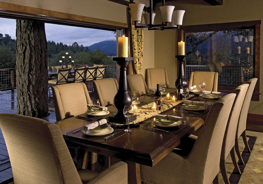 Meadowood Dining