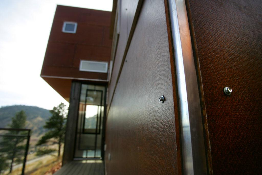 Box Front Door