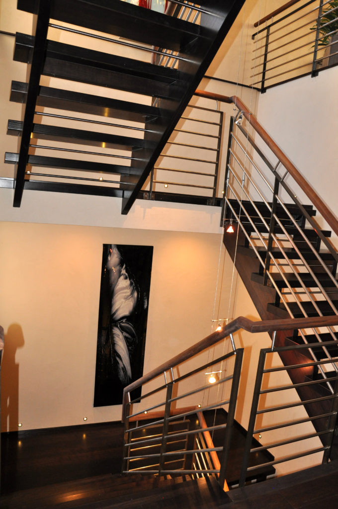 Alpine Stairs