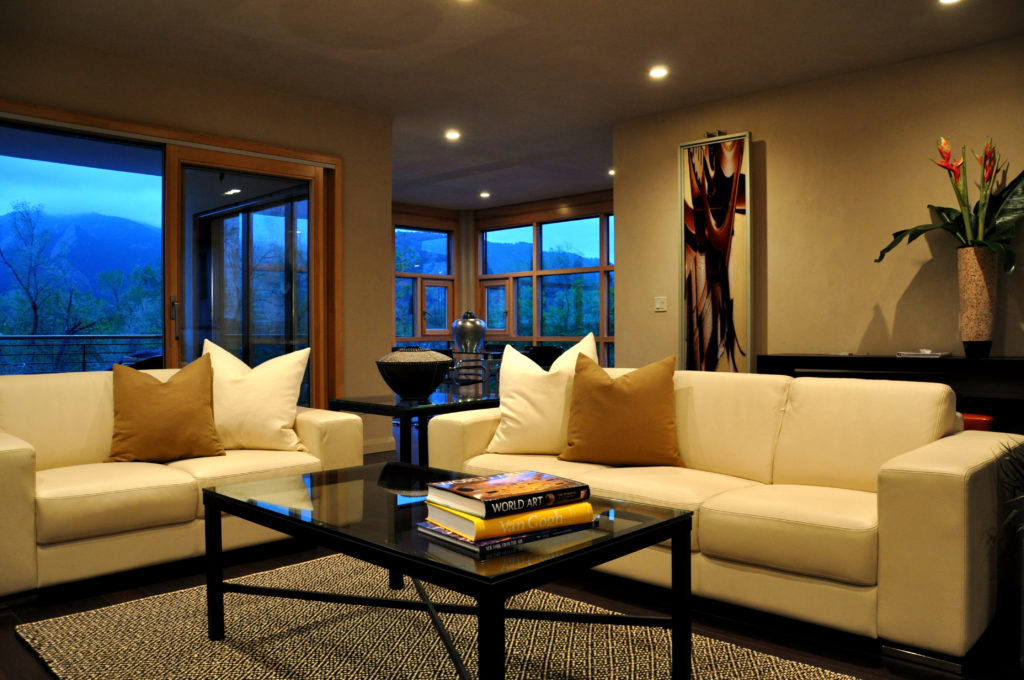 Alpine Living Room