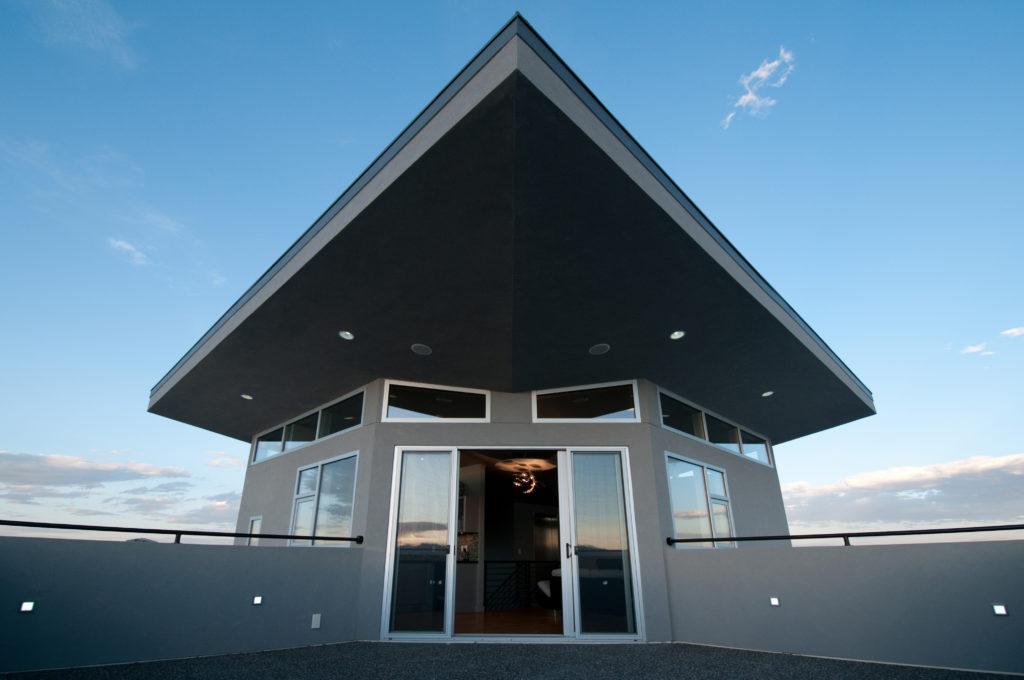 Hilltop Roof Deck Party Room