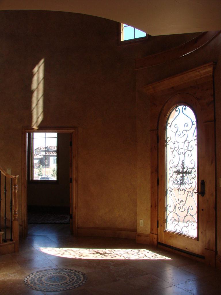Fiore Entry Door