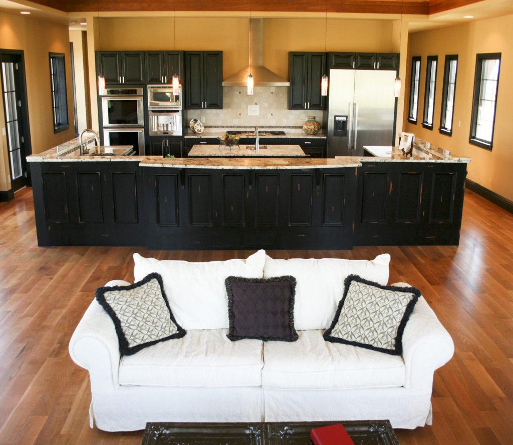 63 Living Kitchen