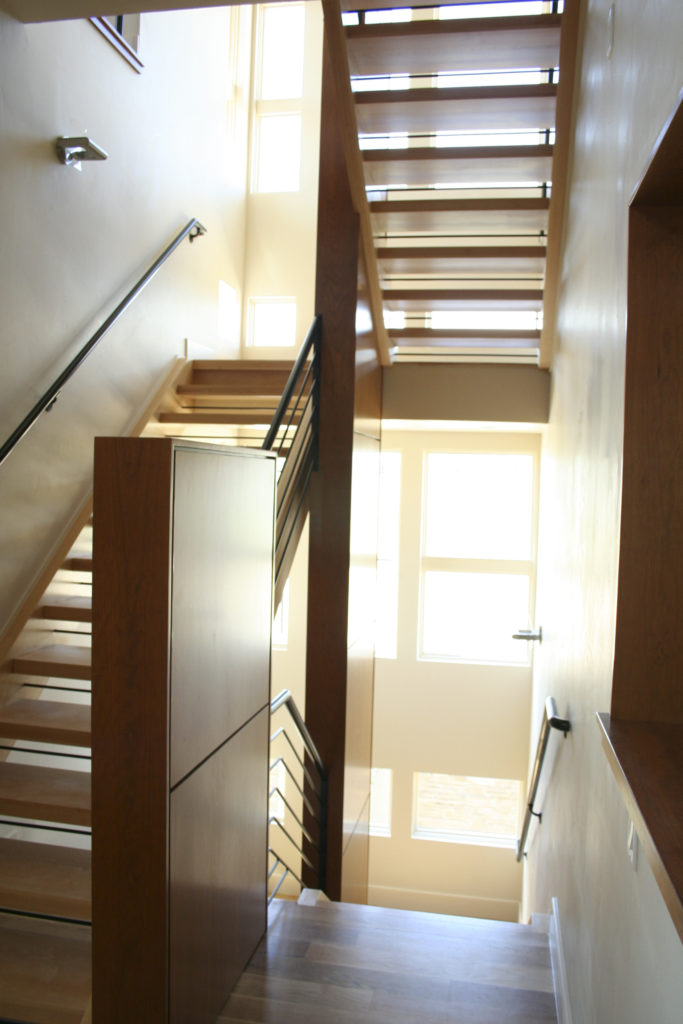 Prada Stairs Glowing