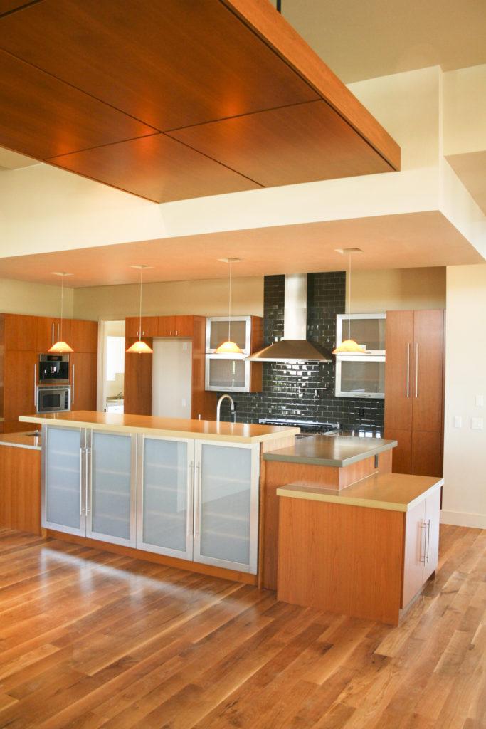 Prada Kitchen Island