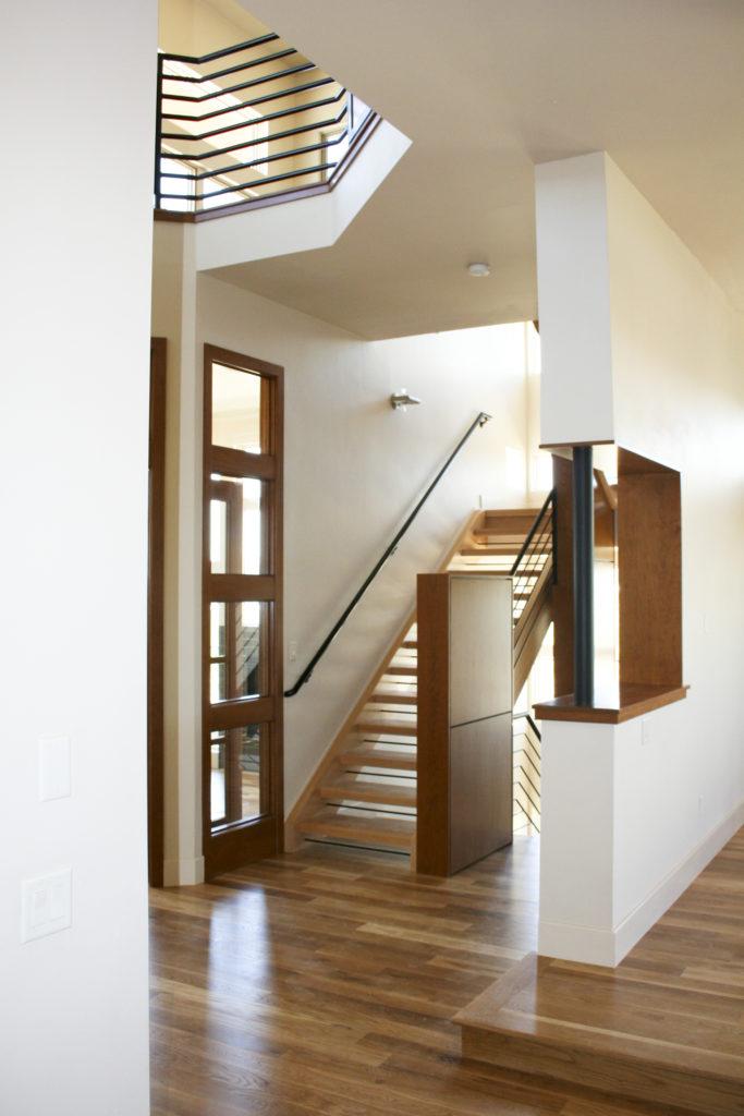 Prada Stairs