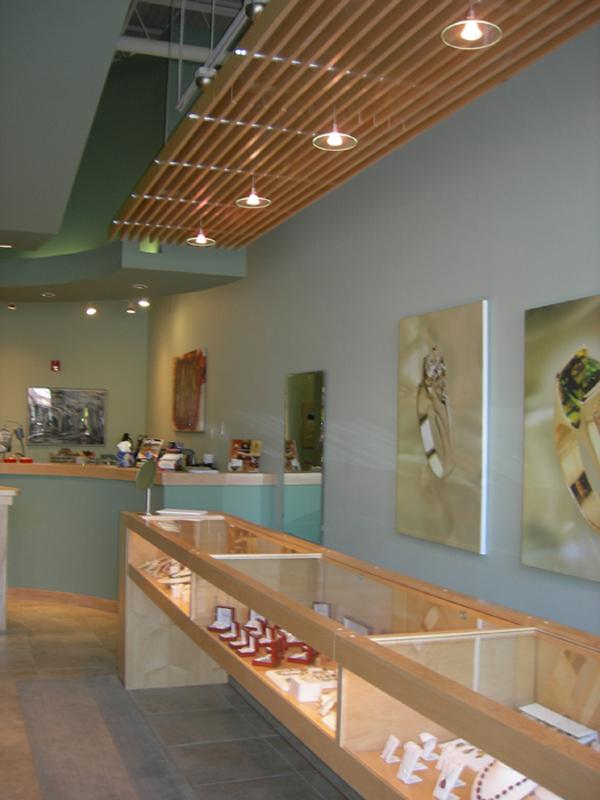 Jewelry Art Wall